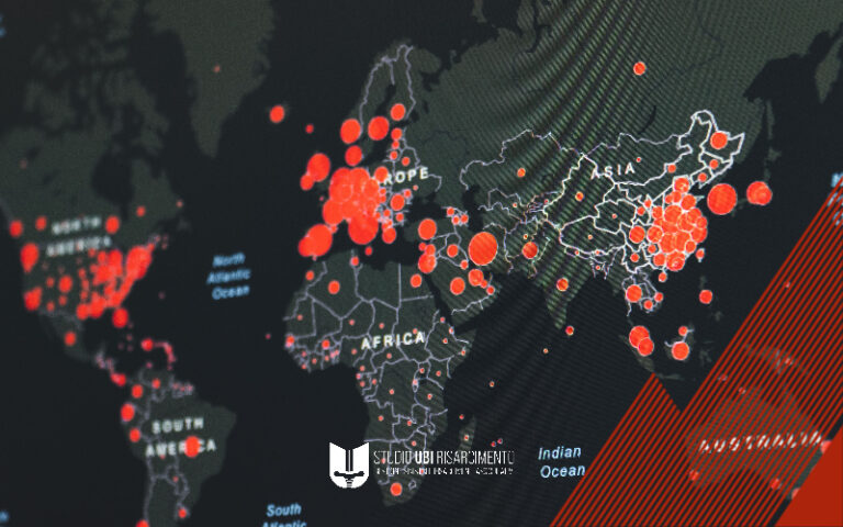 Coronavirus mappa - L'Avv. Taormina denuncia governo e tecnici